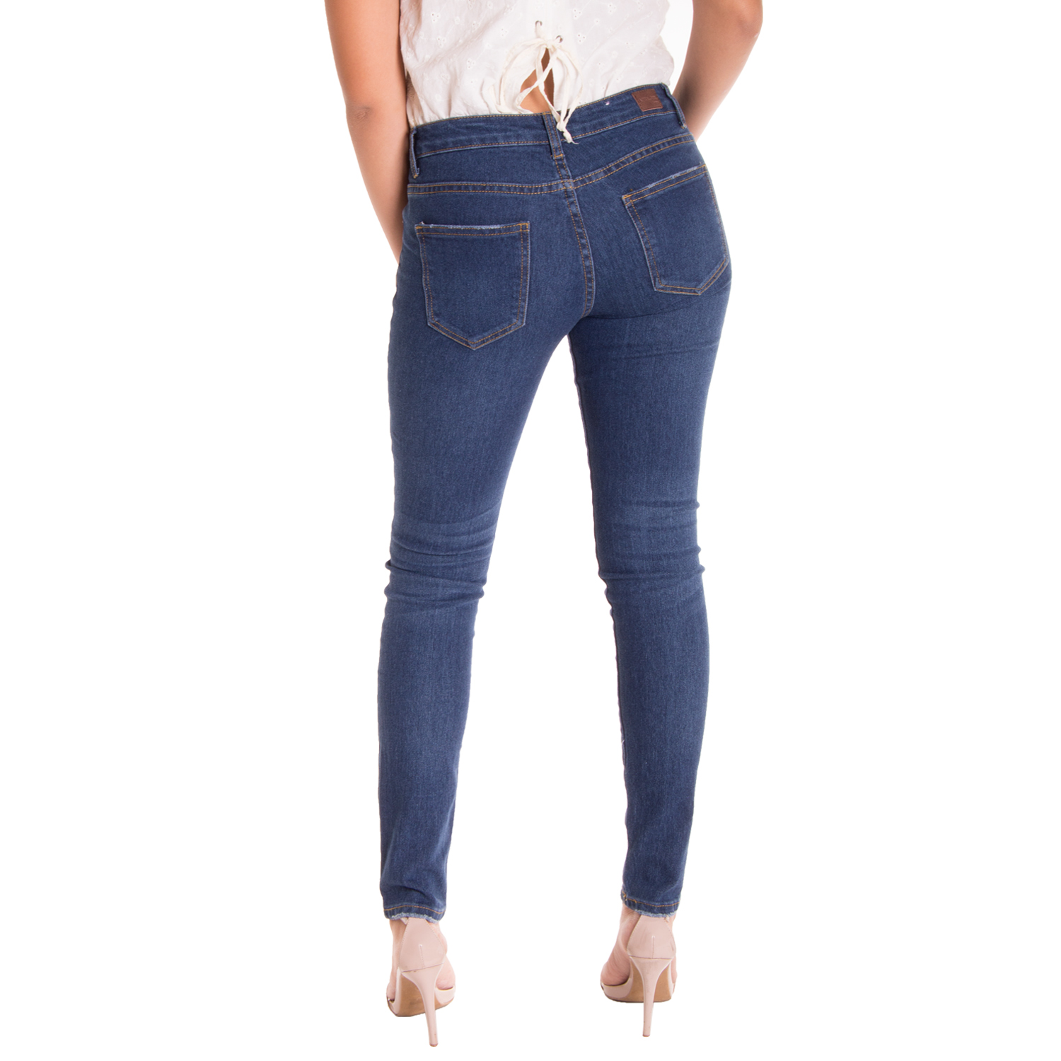 Jeans & Denim: Free Shipping on orders over $45 at northtercessbudh.cf - Your Online Jeans & Denim Store! Overstock uses cookies to ensure you get the best experience on our site. If you continue on our site, you consent to the use of such cookies. Women Lady High Waist Slim Jeans Skinny pants Slim Denim Trousers Jeans Blue. 21 Reviews.