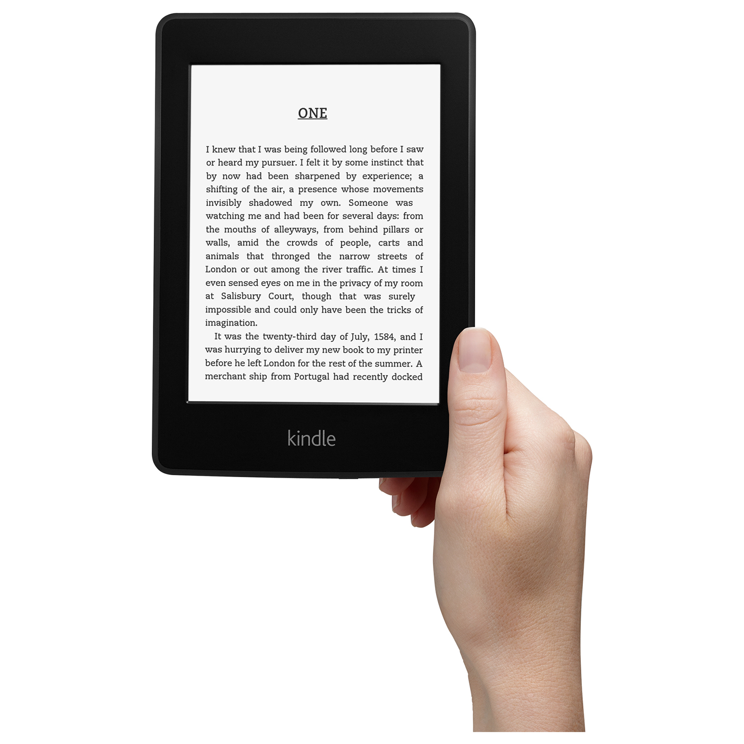 kindle paperwhite 6 high resolution display built in. Black Bedroom Furniture Sets. Home Design Ideas