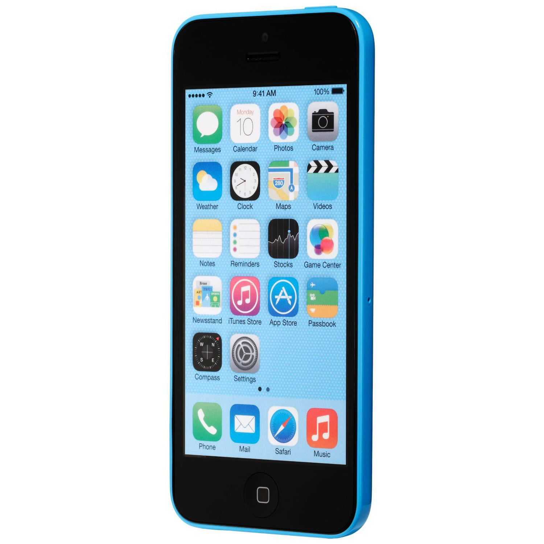 apple iphone 5c 32gb 4 retina touchscreen display. Black Bedroom Furniture Sets. Home Design Ideas