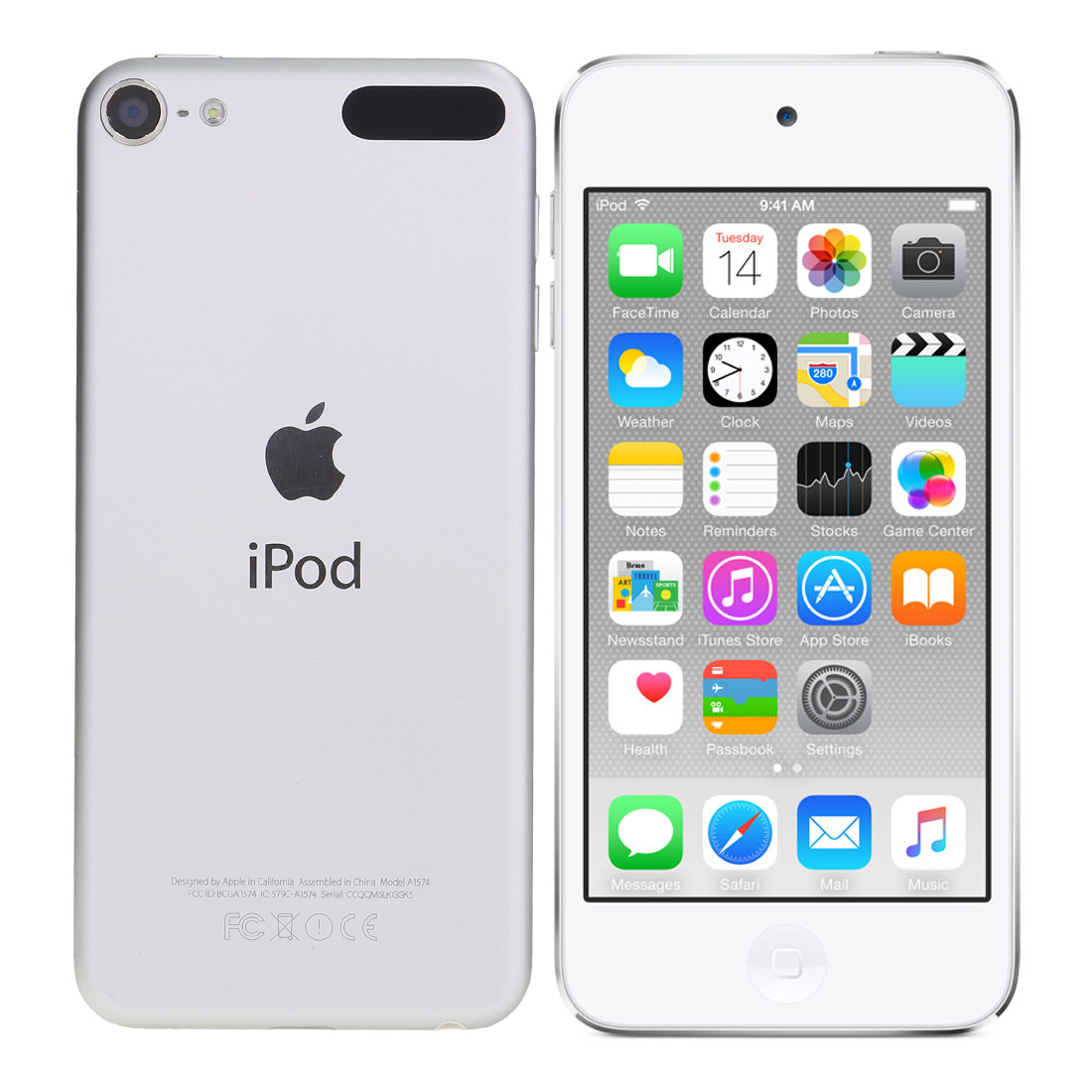 apple ipod touch 6th gen 128gb wi fi with 4 retina touchscreen mp3 video player ebay. Black Bedroom Furniture Sets. Home Design Ideas