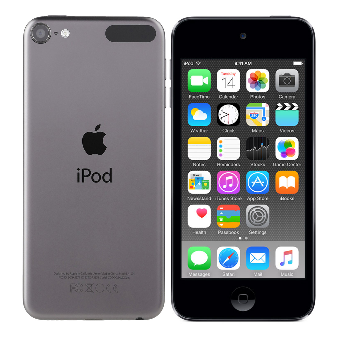 apple ipod touch 6th gen 64gb wi fi with 4 retina. Black Bedroom Furniture Sets. Home Design Ideas