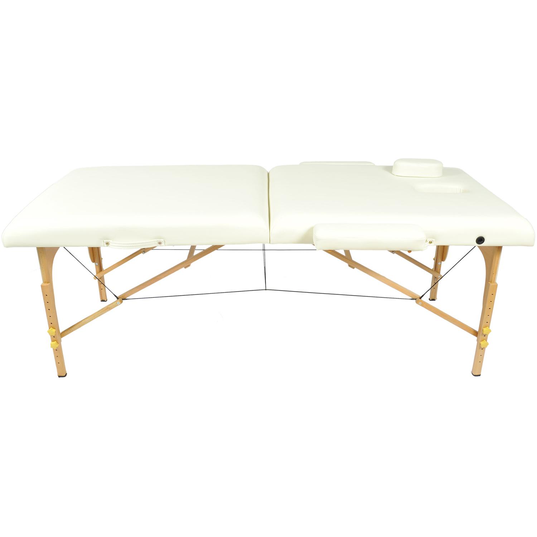 Professional portable adjustable 3 foam folding massage table w face cradle ebay - Massage table professional ...