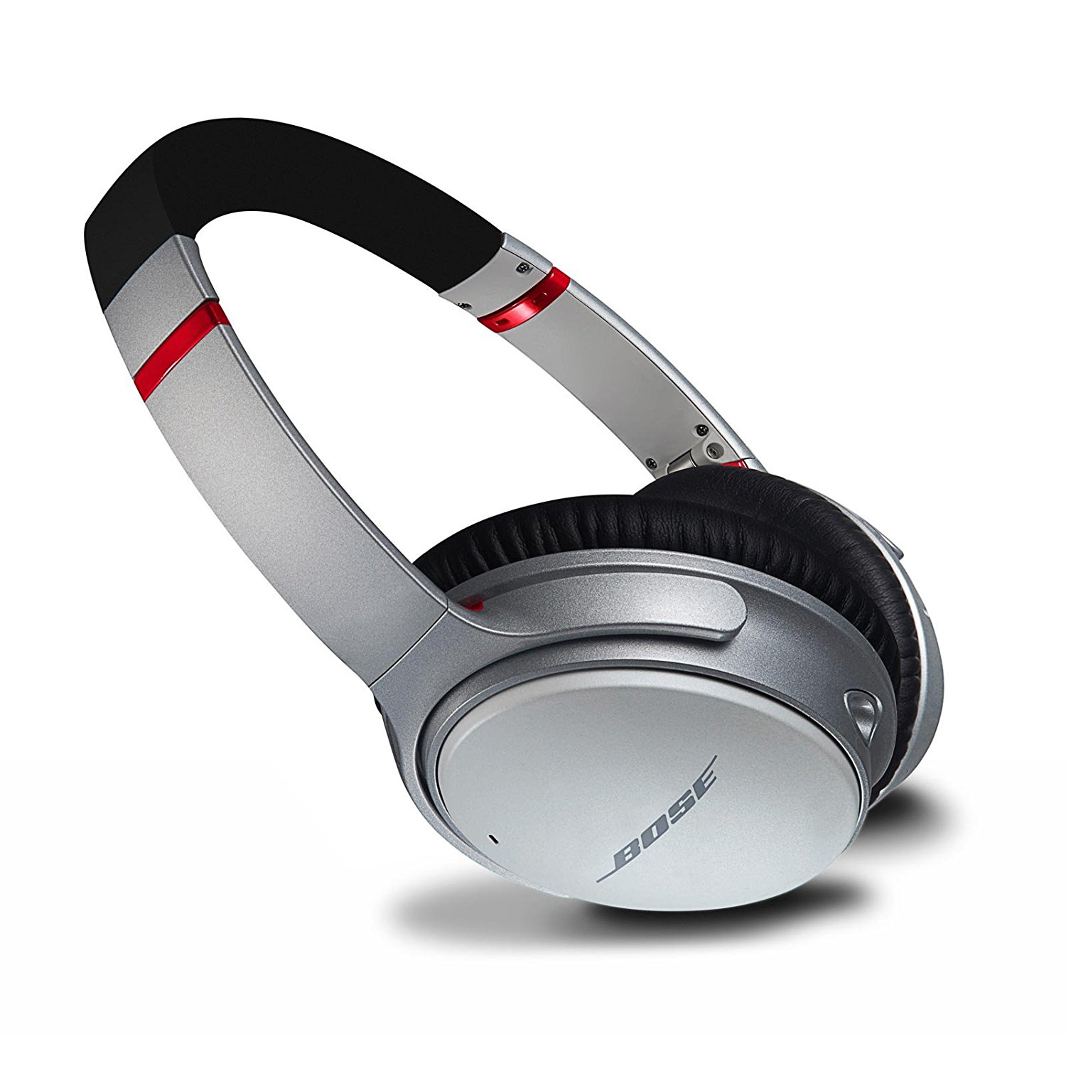 bose quietcomfort 25 acoustic noise cancelling over ear. Black Bedroom Furniture Sets. Home Design Ideas