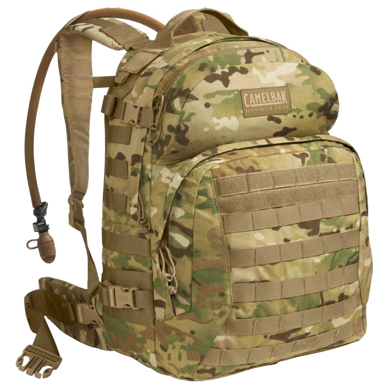 CamelBak Motherlode Hydration Backpack Pack 100 oz 3L MultiCam ...