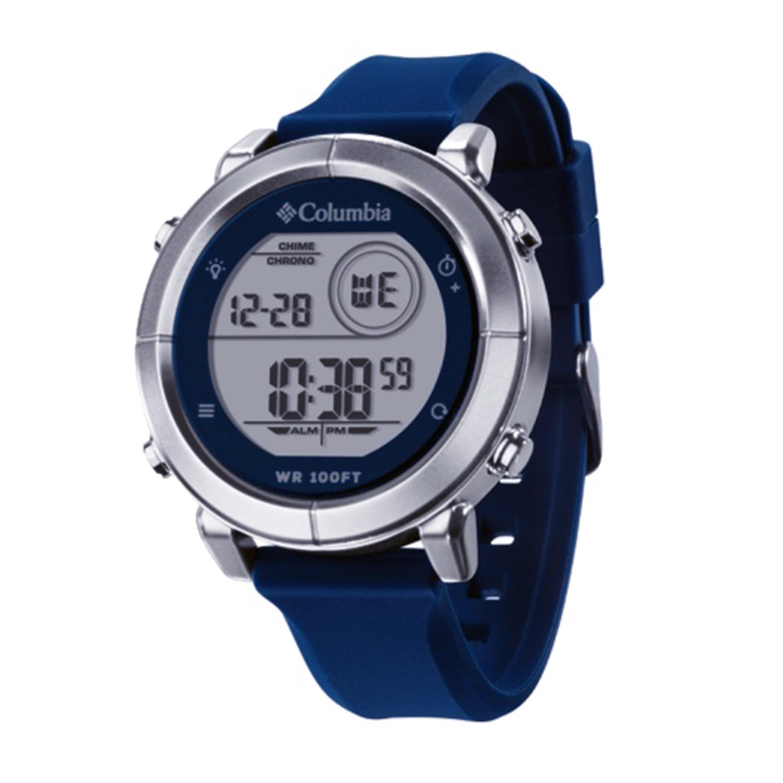 Columbia Recruit Digital Chronograph Men's Watch 30M Water Resist Scout CT014