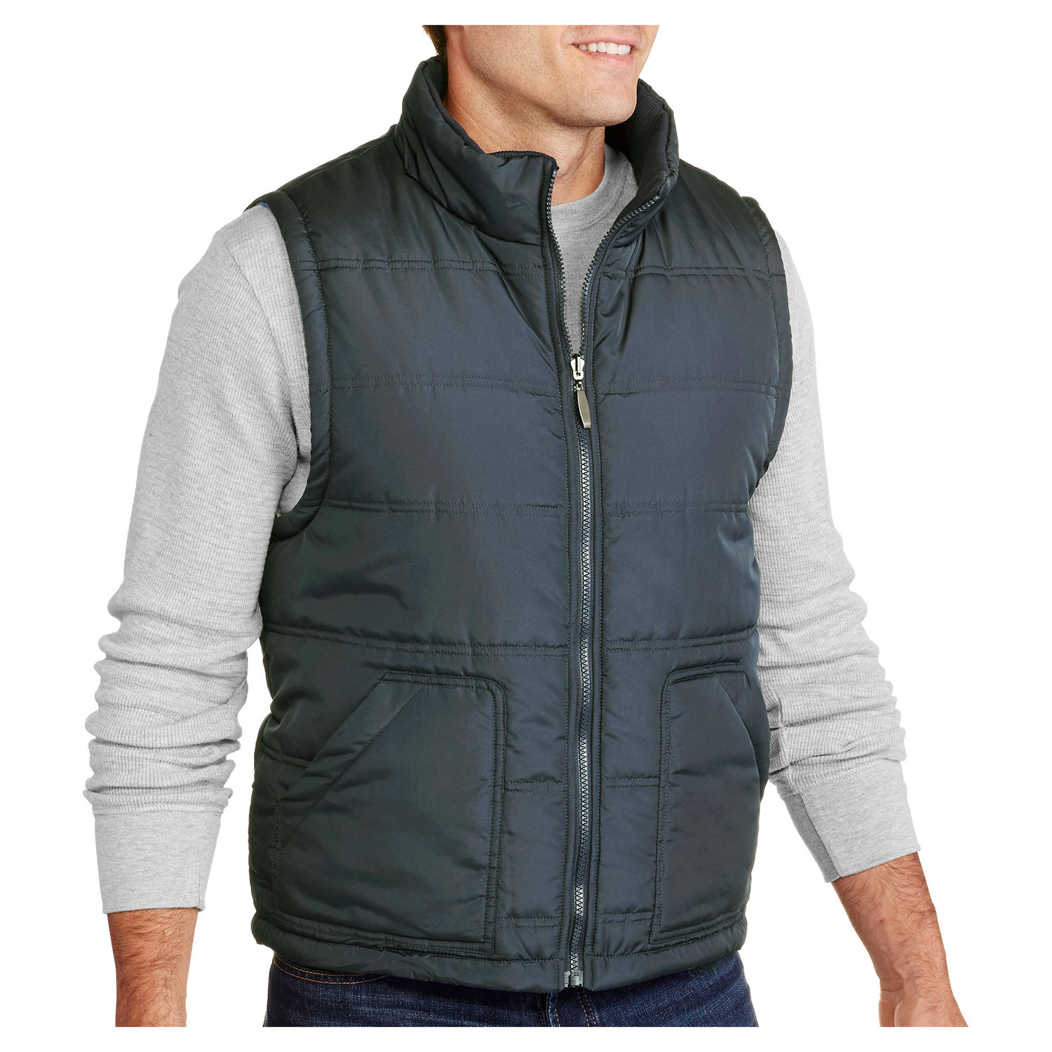 men's jackets & vests Attack the elements and your workouts head on with men's windbreakers, jackets and vests. Engineered to keep you active and comfortable in many weather conditions, men's windbreakers and jackets come in a variety of weights, fabrics and colors to meet your needs.