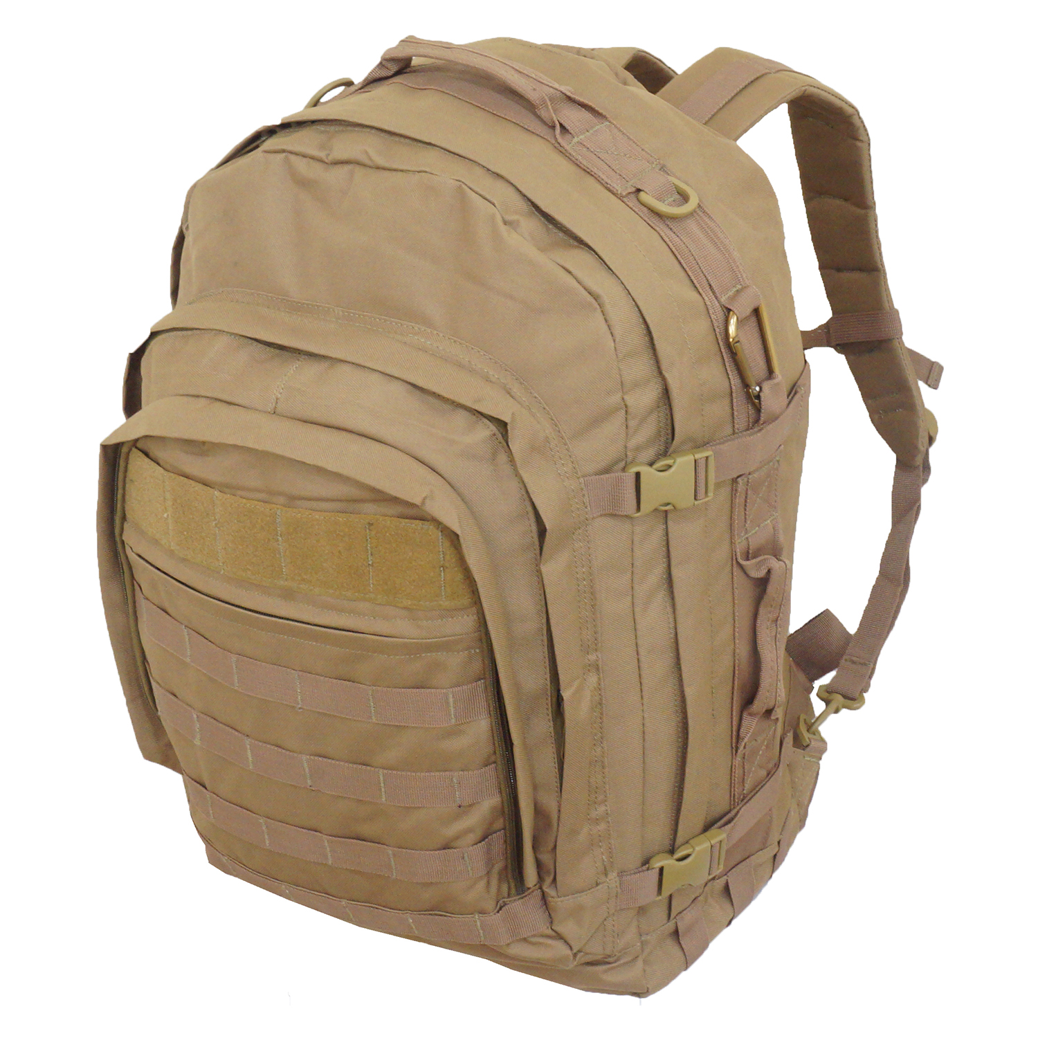 Every Day Carry 3-Day Tactical MOLLE Bug Out Bag Day ...