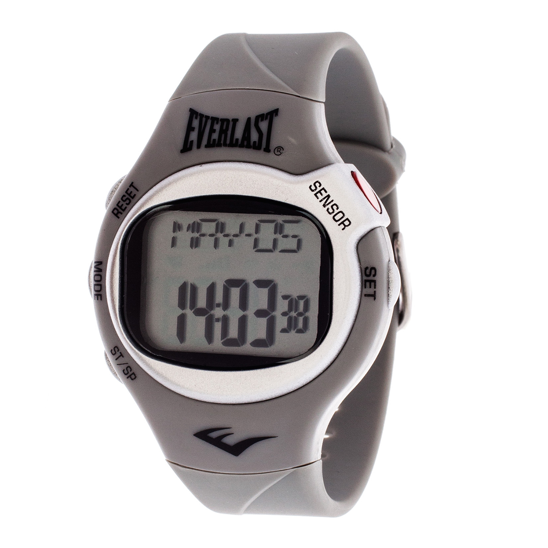 Everlast HR5 Heart Rate Monitor & Activity Fitness Tracker ...