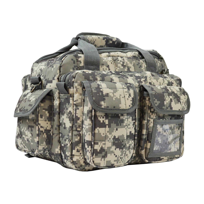 Every Day Carry Tactical Shoulder Messenger Pistol Shooting Range Bag