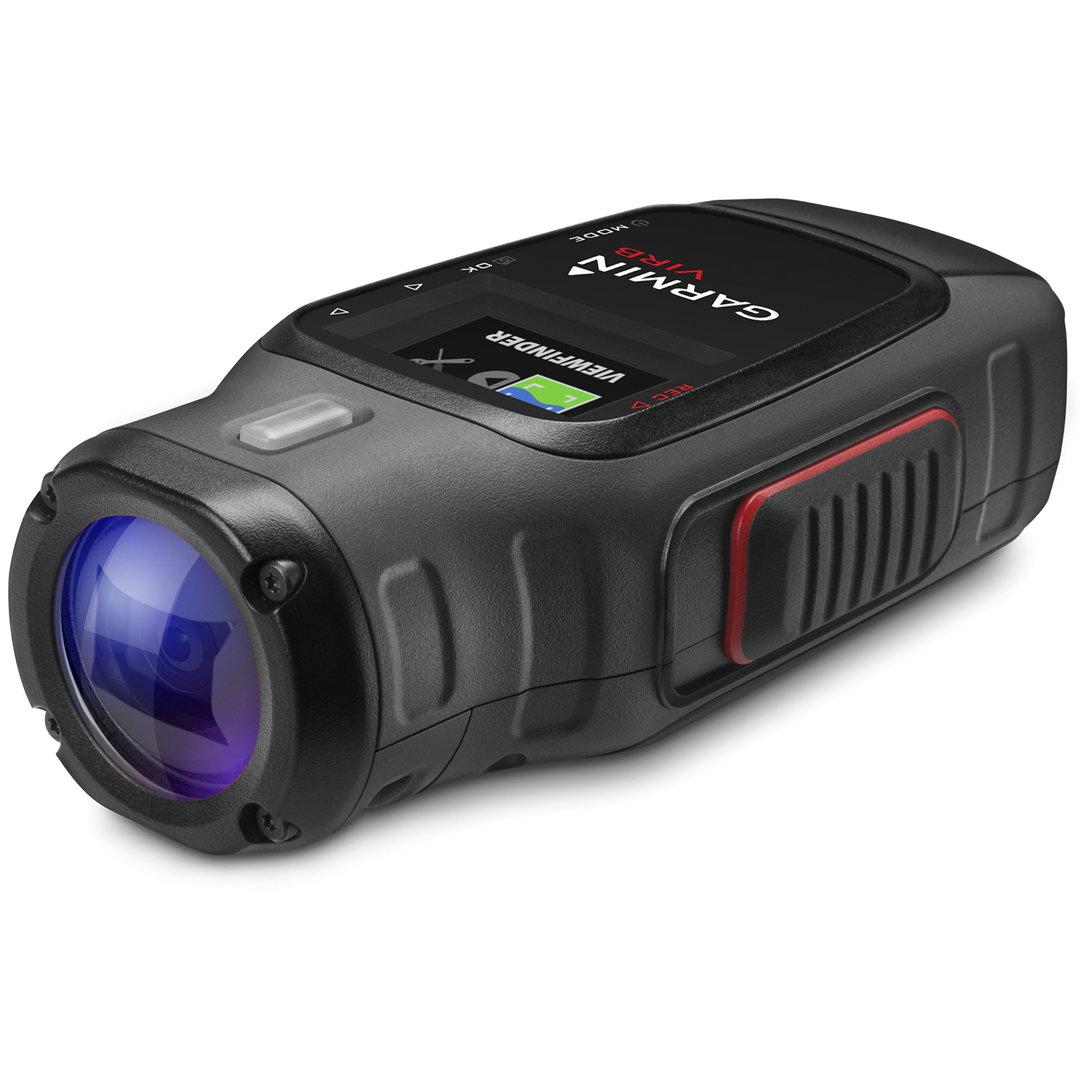 Garmin Virb 16MP 1080p HD Water Resistant Action Camcorder w 1 4