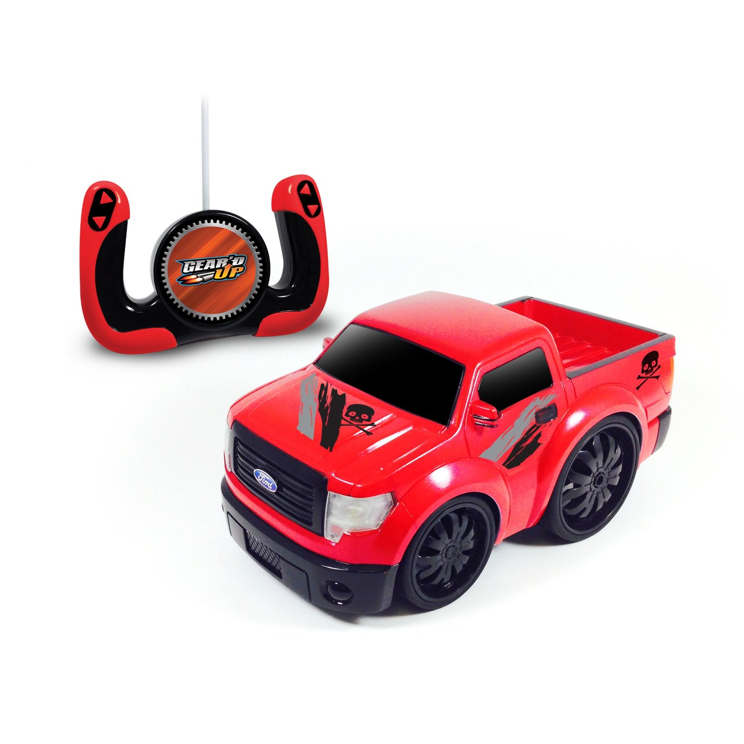 gear 39 d up ford f 150 rc radio remote control spinning. Black Bedroom Furniture Sets. Home Design Ideas