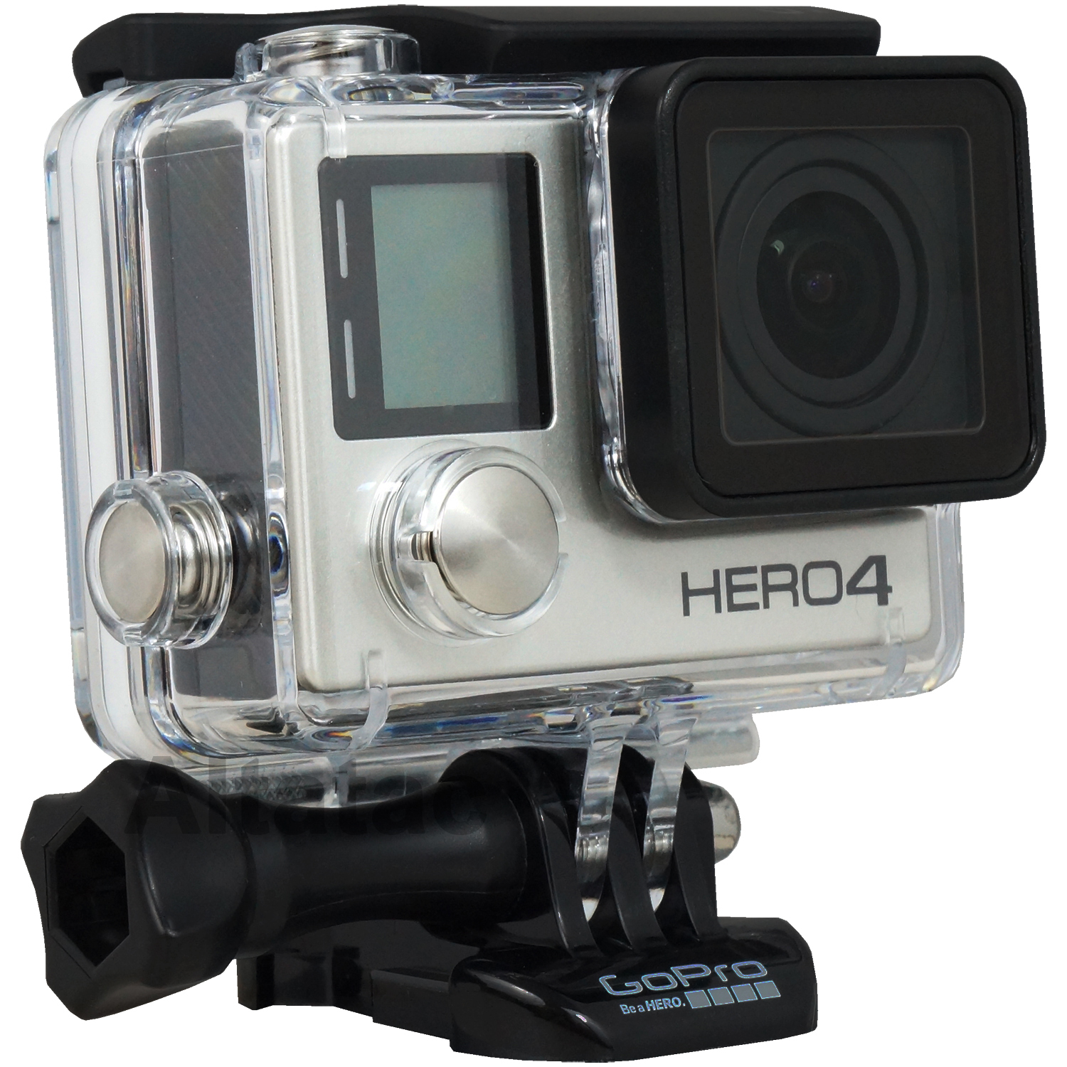 gopro hero4 black 4k 1080p hd action camera w bluetooth wi fi chdhx 401 ebay. Black Bedroom Furniture Sets. Home Design Ideas