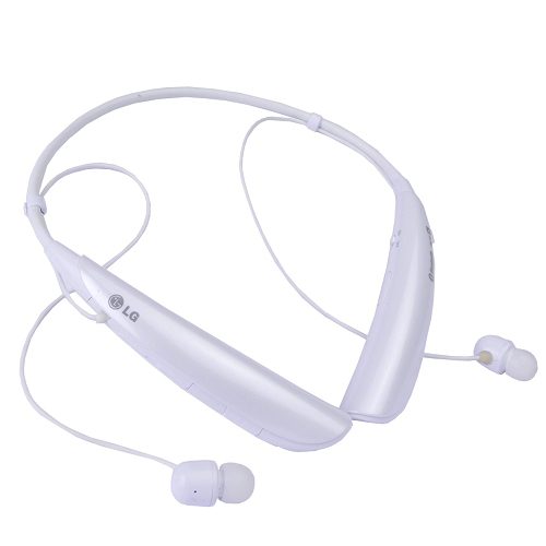 Lg wireless headphones around neck - headphones mic wireless