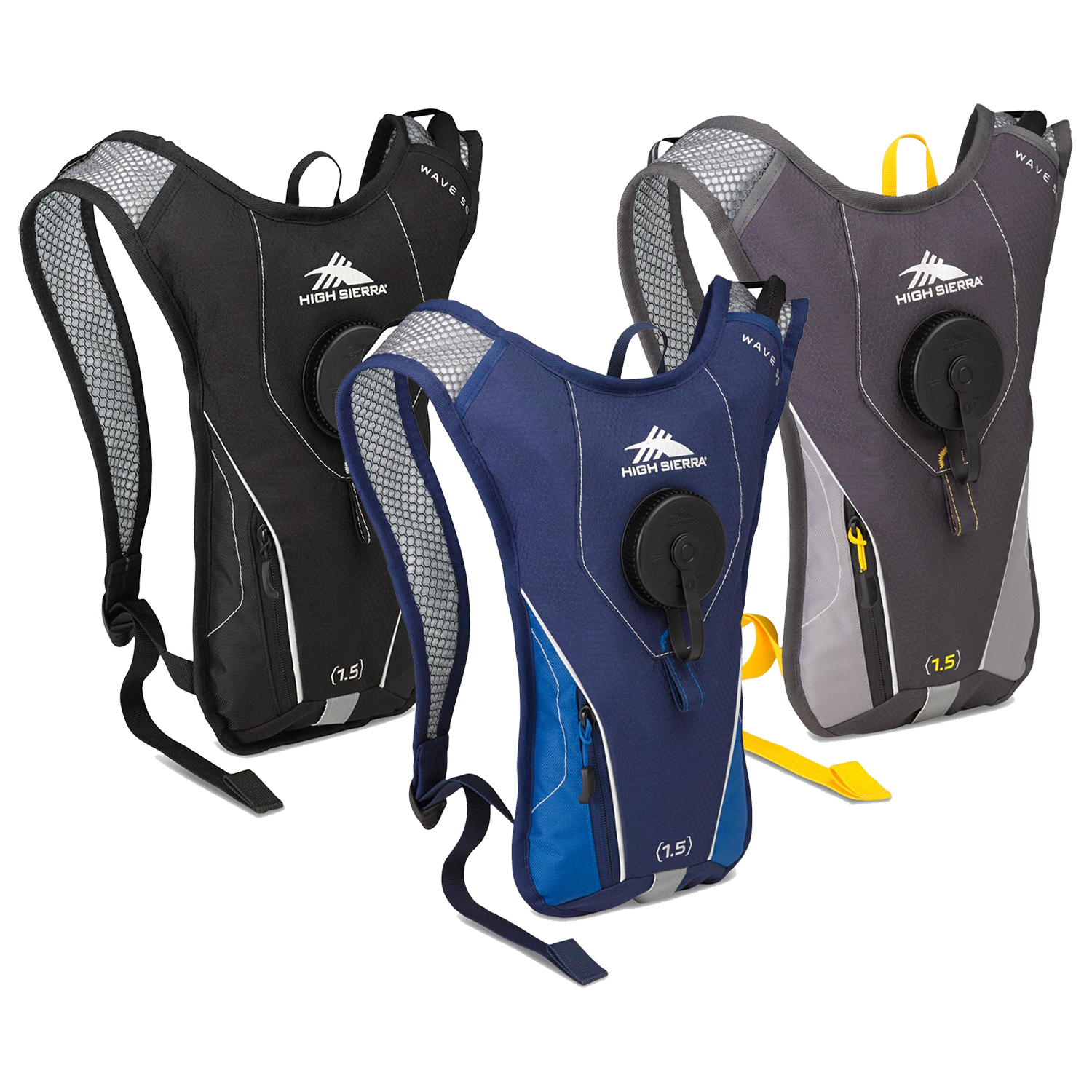 high sierra hydration pack instructions