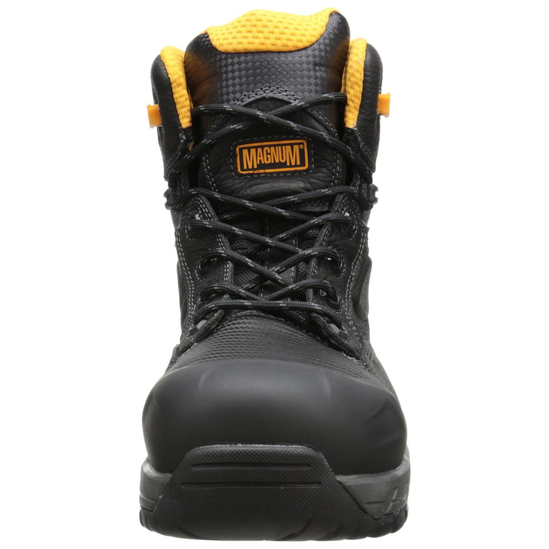 Magnum Men Halifax 6.0 Waterproof Composite Toe Slip Resistant Work Boots 5546