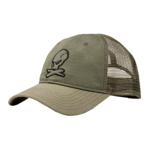 Magpul Skull Ripstop Tactical Sports Trucker Ballcap Hat - Multiple Colors