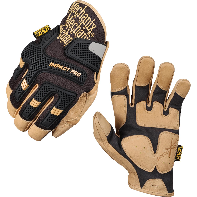 Mechanix Wear CG Impact Pro Multipurpose Gloves - Multiple Sizes