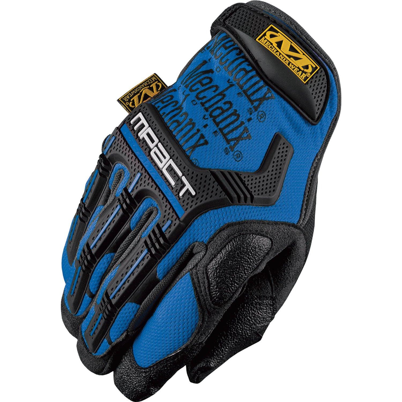 Leather work gloves ebay - Mechanix Wear M Pact Covert Work Duty Gloves