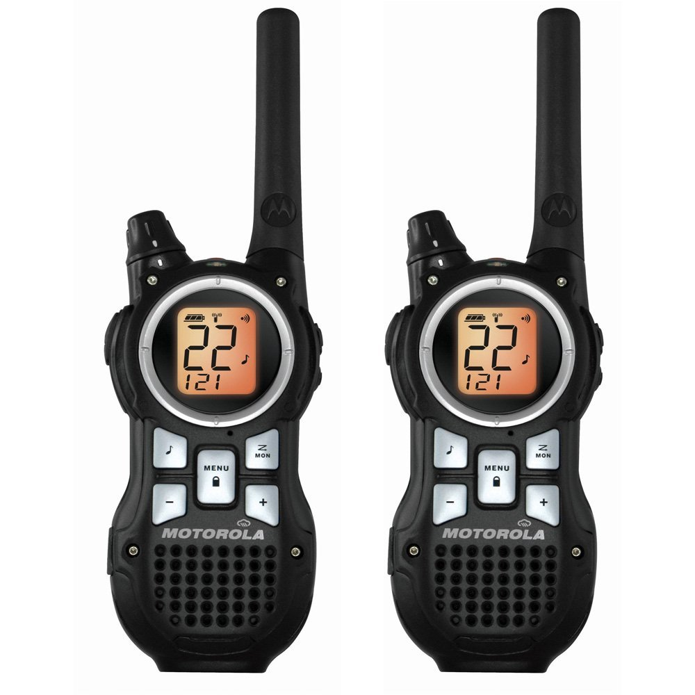35 Mile range walkie talkies
