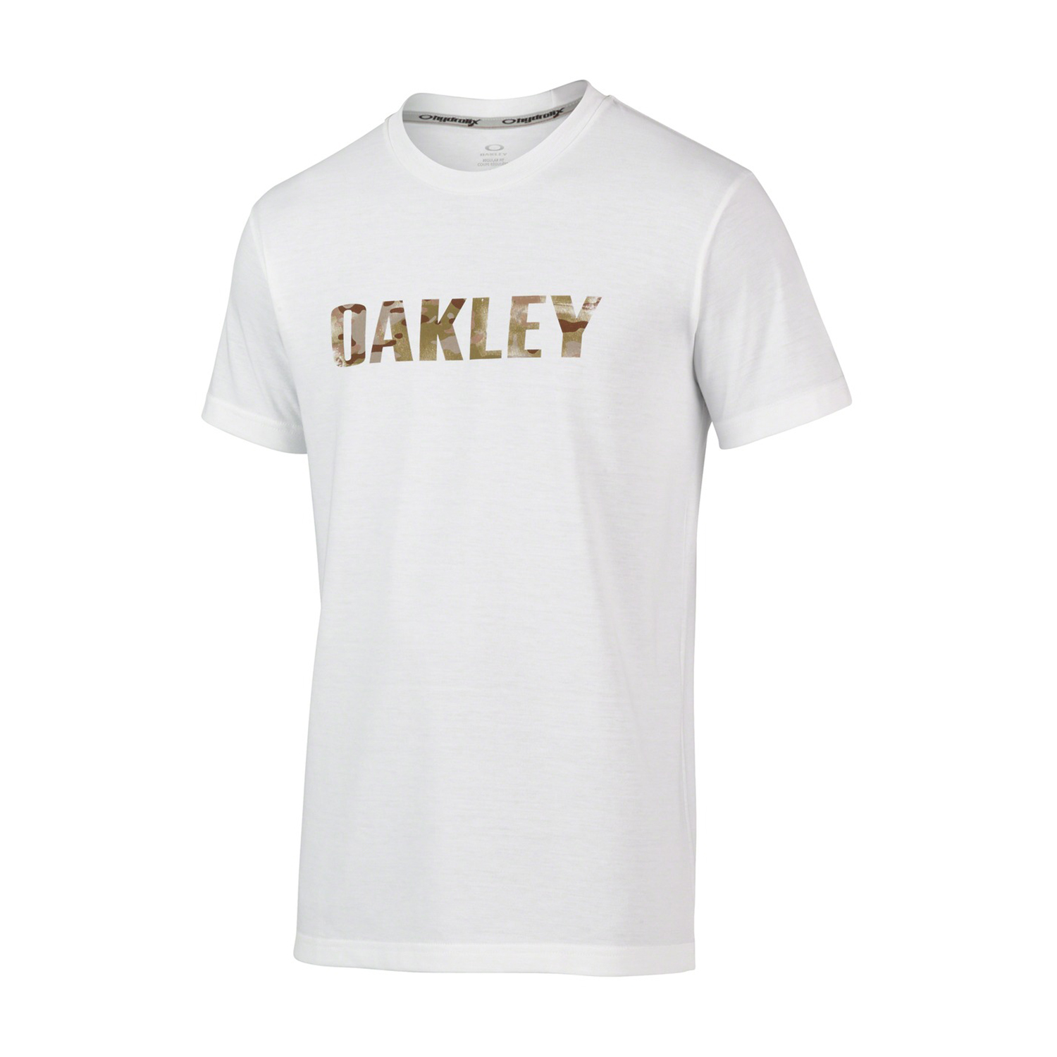 oakley 454614 mc tee regular fit polyester cotton o hydrolix t shirt ebay. Black Bedroom Furniture Sets. Home Design Ideas