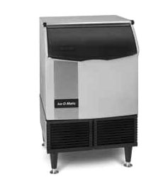 Ice-O-Matic New Ice-O-Matic 238lb/24 Commercial Half Cube Ice Maker Machine Modular Head Air at Sears.com
