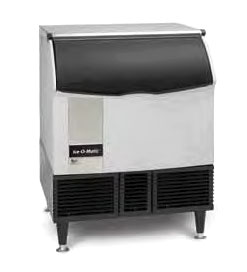 Ice-O-Matic New Ice-O-Matic 309lb/24 Commercial Half Cube Ice Maker Machine Modular Head Air at Sears.com