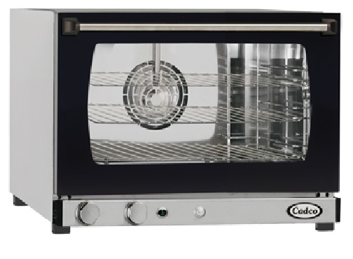 Used Electric Countertop Convection Oven : Cadco XAF-113 Convection Oven, electric, countertop, 1.75 cu ft., half ...