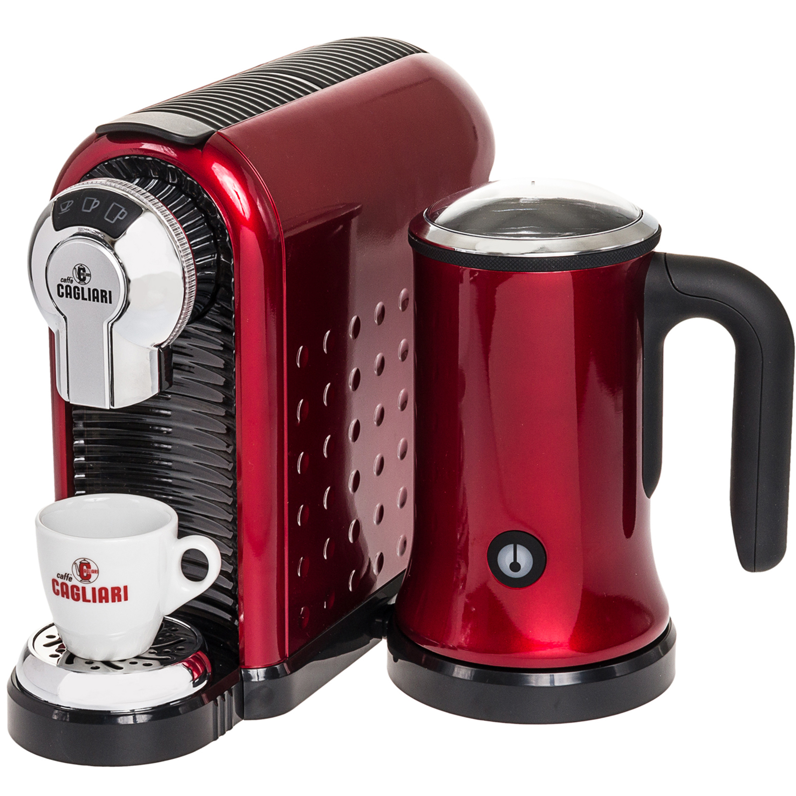 Caffe Cagliari New Carina Italian Coffee Espresso Machine: new coffee machine