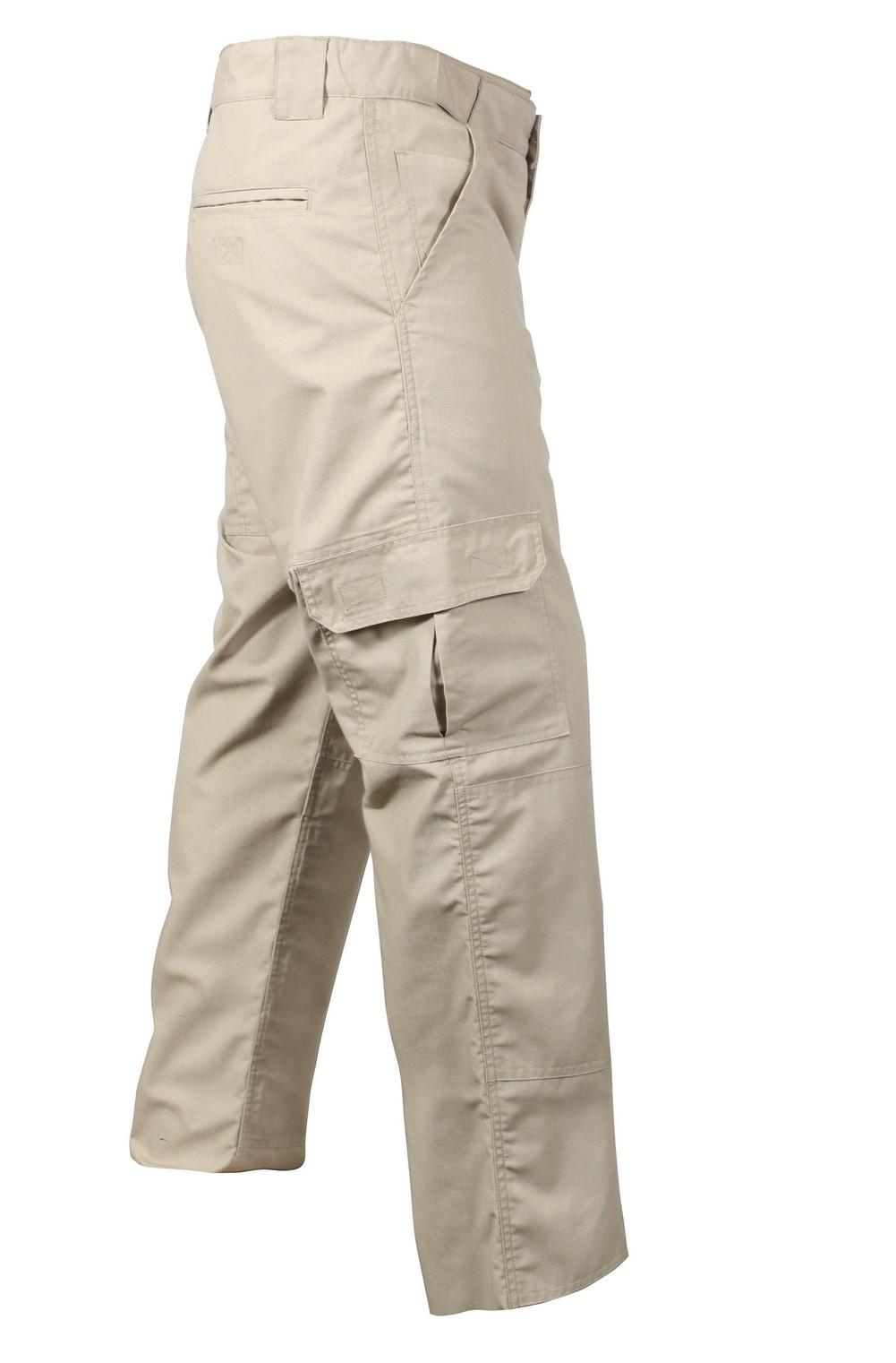 Rothco Mens Pants - RipStop Tactical Duty, Khaki  by Rothco at Sears.com