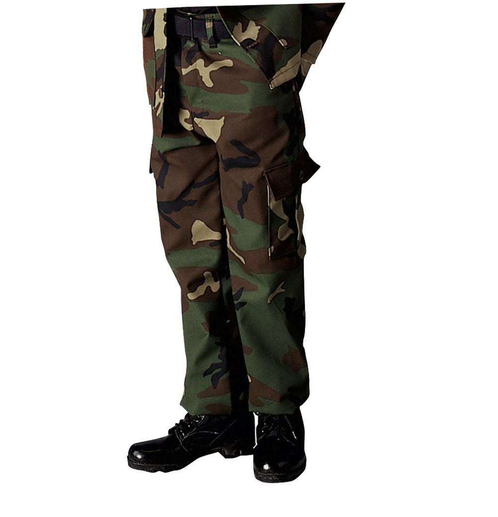 Rothco Kids Pants - Military Style BDU, Woodland Camo by Rothco at Sears.com