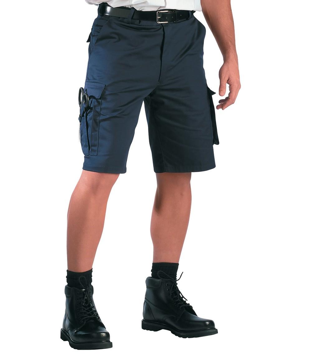 Rothco Mens Shorts - EMT, Navy Blue by Rothco