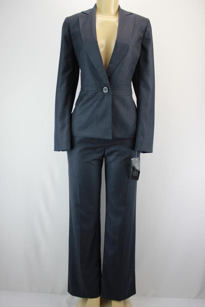 Innovative Mynte Skinny Suit Pant In Navy In Black Navy  Lyst