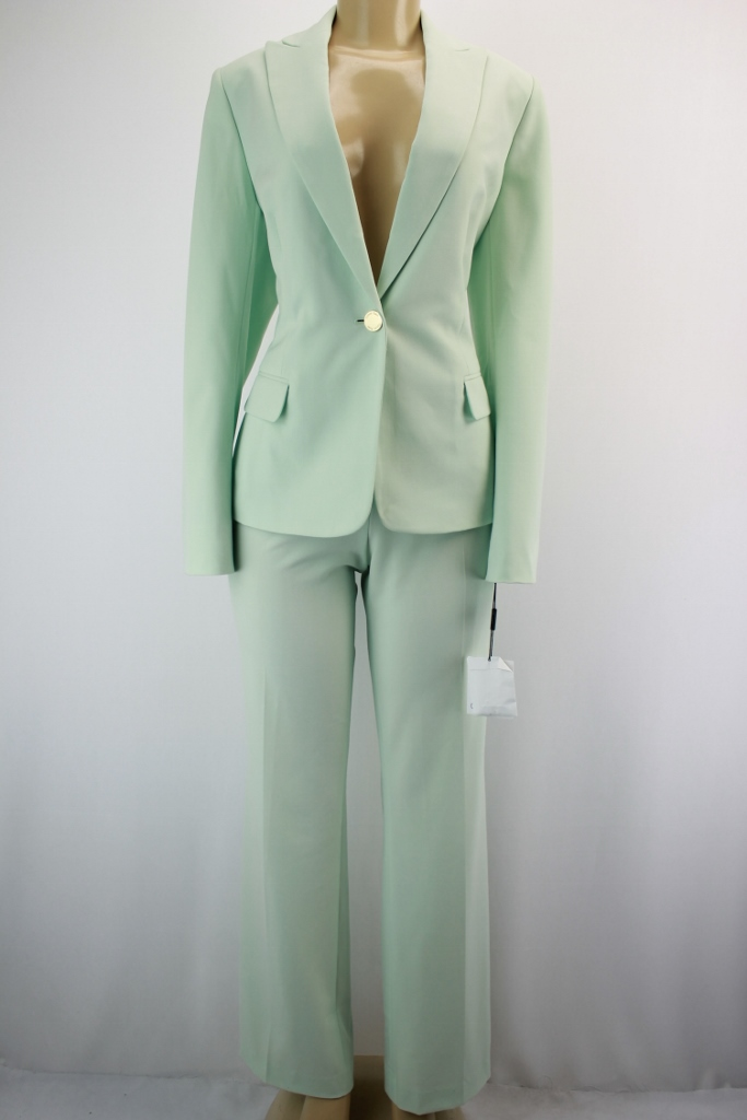 Model Poivre Blanc Ski Pants Women Mint Green SkiWebShop.com