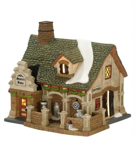 Dept 56 Department 56 Dickens Village Devonshire Creamery 2012 at Sears.com