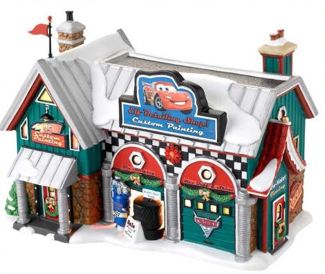 Department 56 North Pole Cars Holiday Detail Shop 2012 at Sears.com