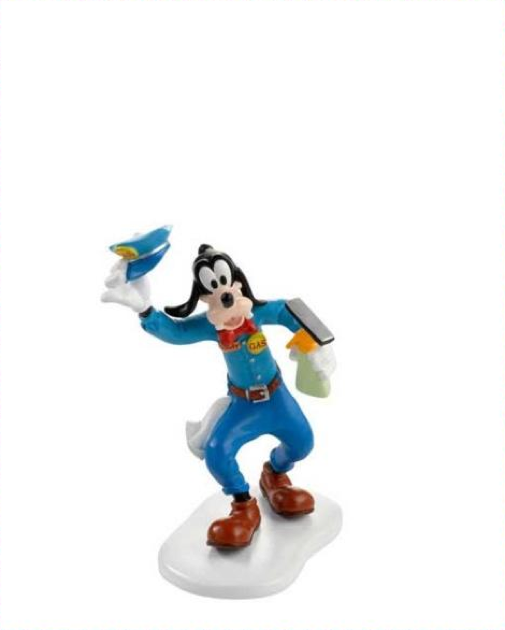 Department 56 Disney Christmas Village Goofy For Gas 2012 at Sears.com
