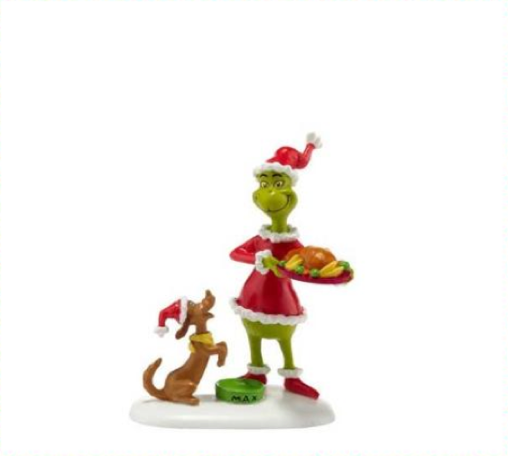 Department 56 Grinch Village Let's Feast on Roast Beast 2012 at Sears.com