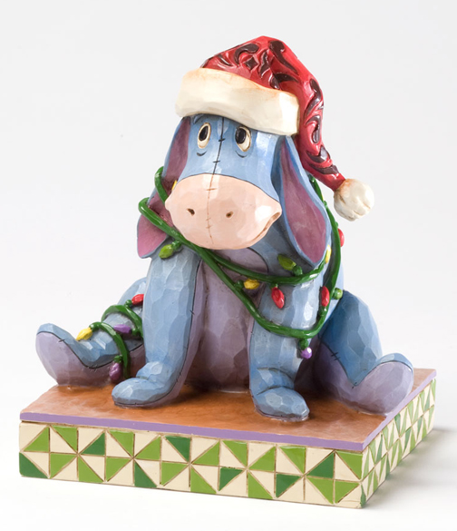 Enesco Jim Shore Disney Holiday Eeyore at Sears.com