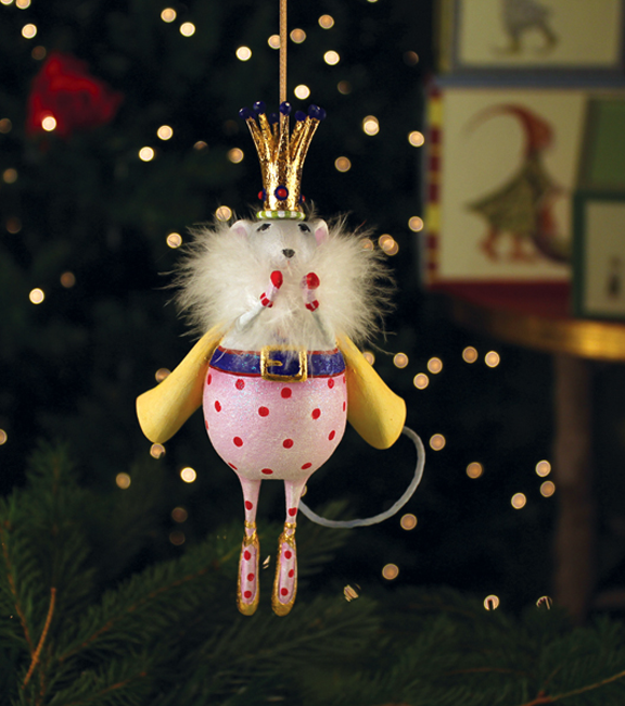 Patience Brewster Mouse King  Ornament 2013 at Sears.com