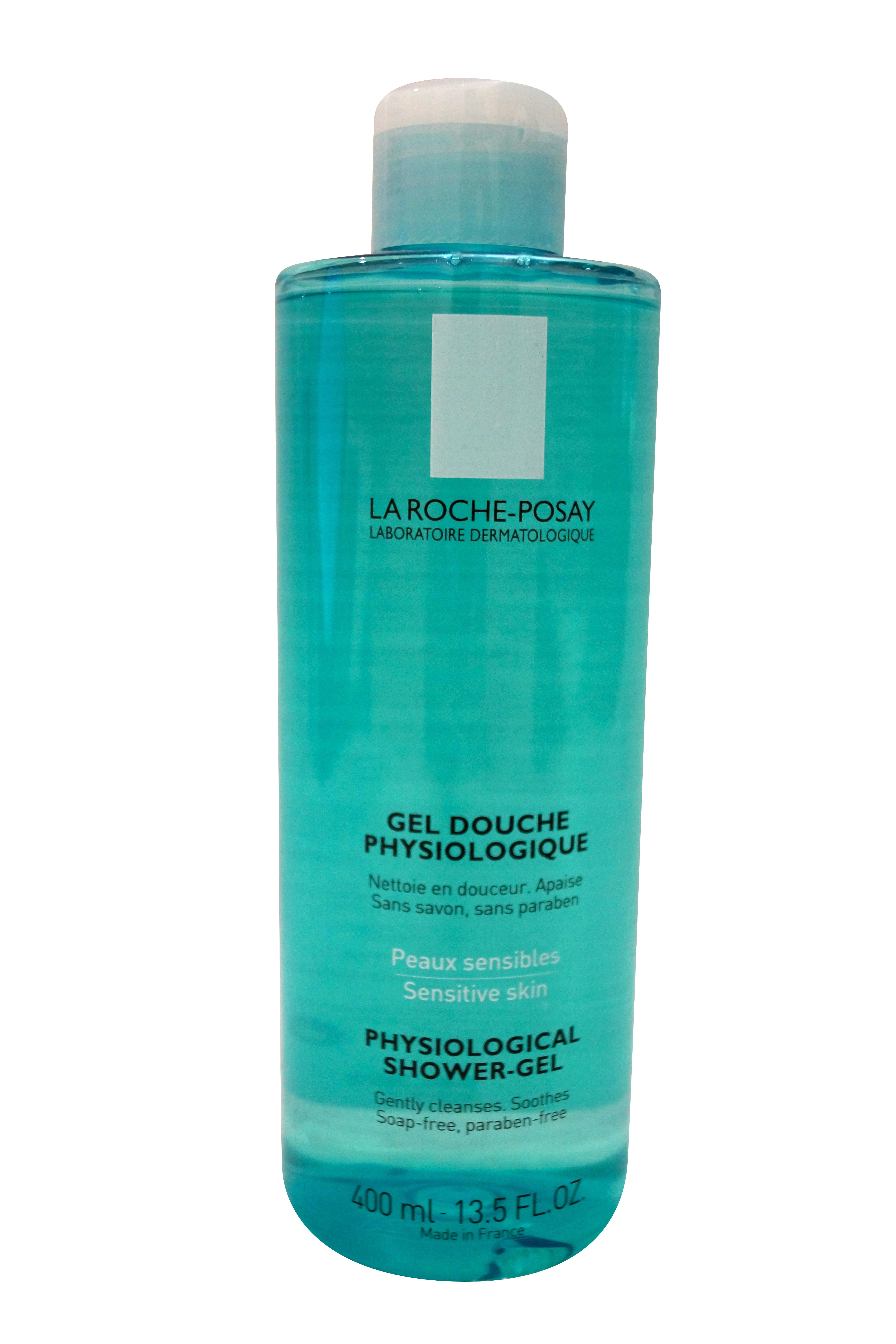 La Roche Posay Physiological Shower Gel 400 Ml 13 5 Oz Ebay