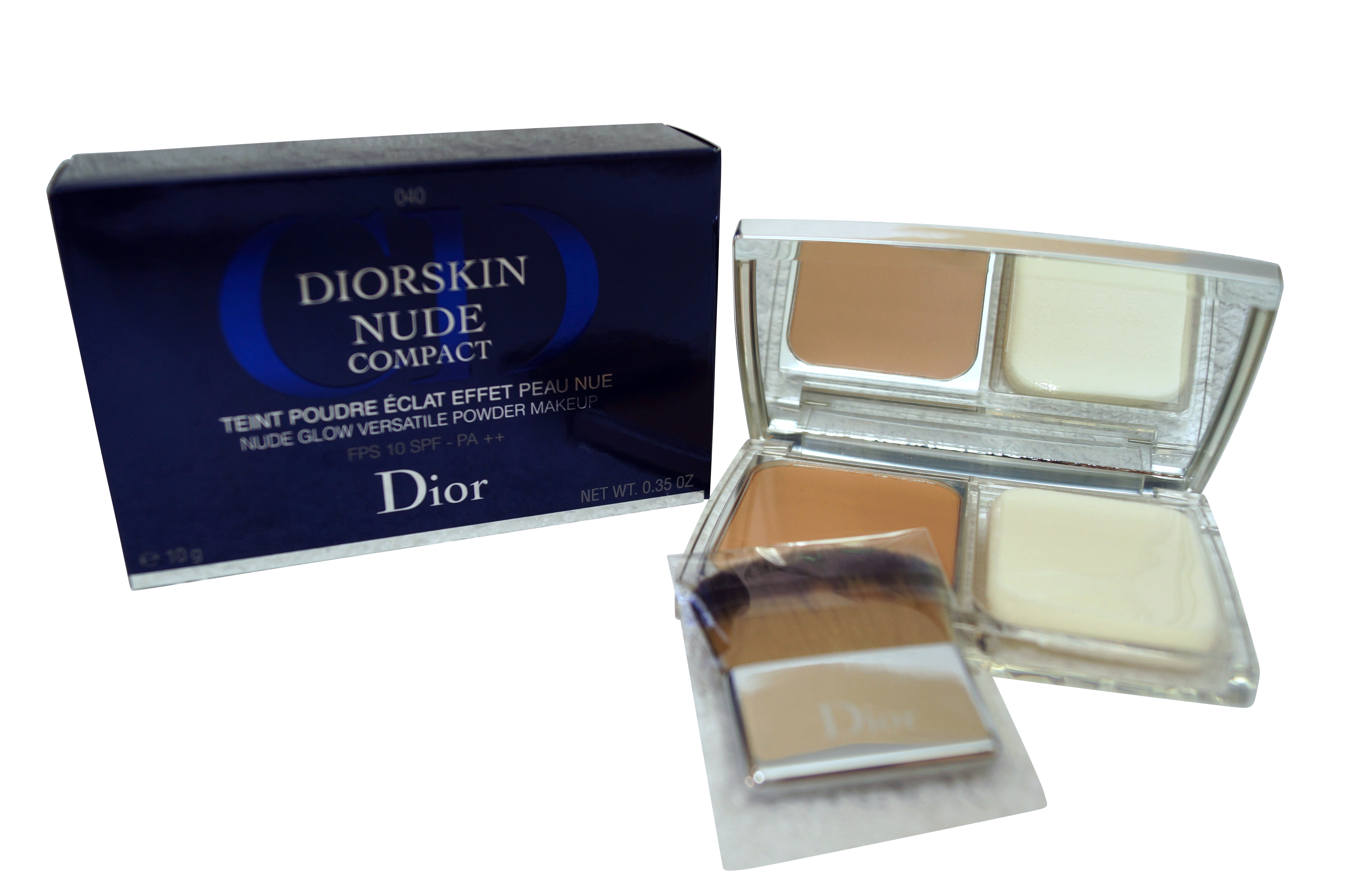 Christian Dior Diorskin Forever Perfection  SPF 25 Miel Honey Beige 040 at Sears.com