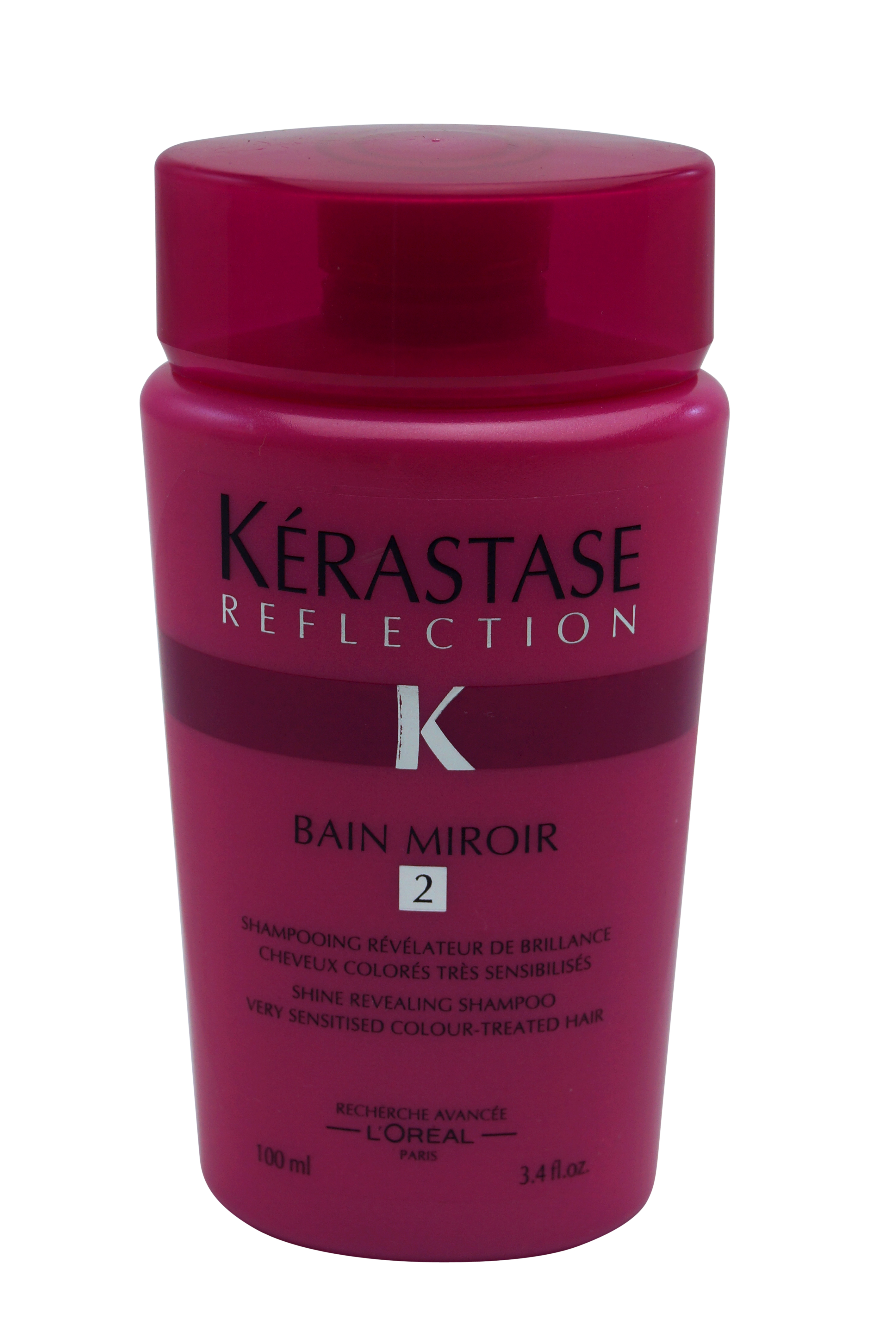 Kerastase bain miroir 2 shampoo 3 4 oz travel size bottle for Kerastase bain miroir