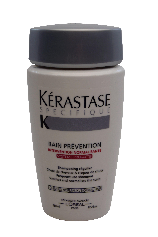 Kerastase specifique bain prevention system pro actif for for Kerastase bain miroir 1 vs 2