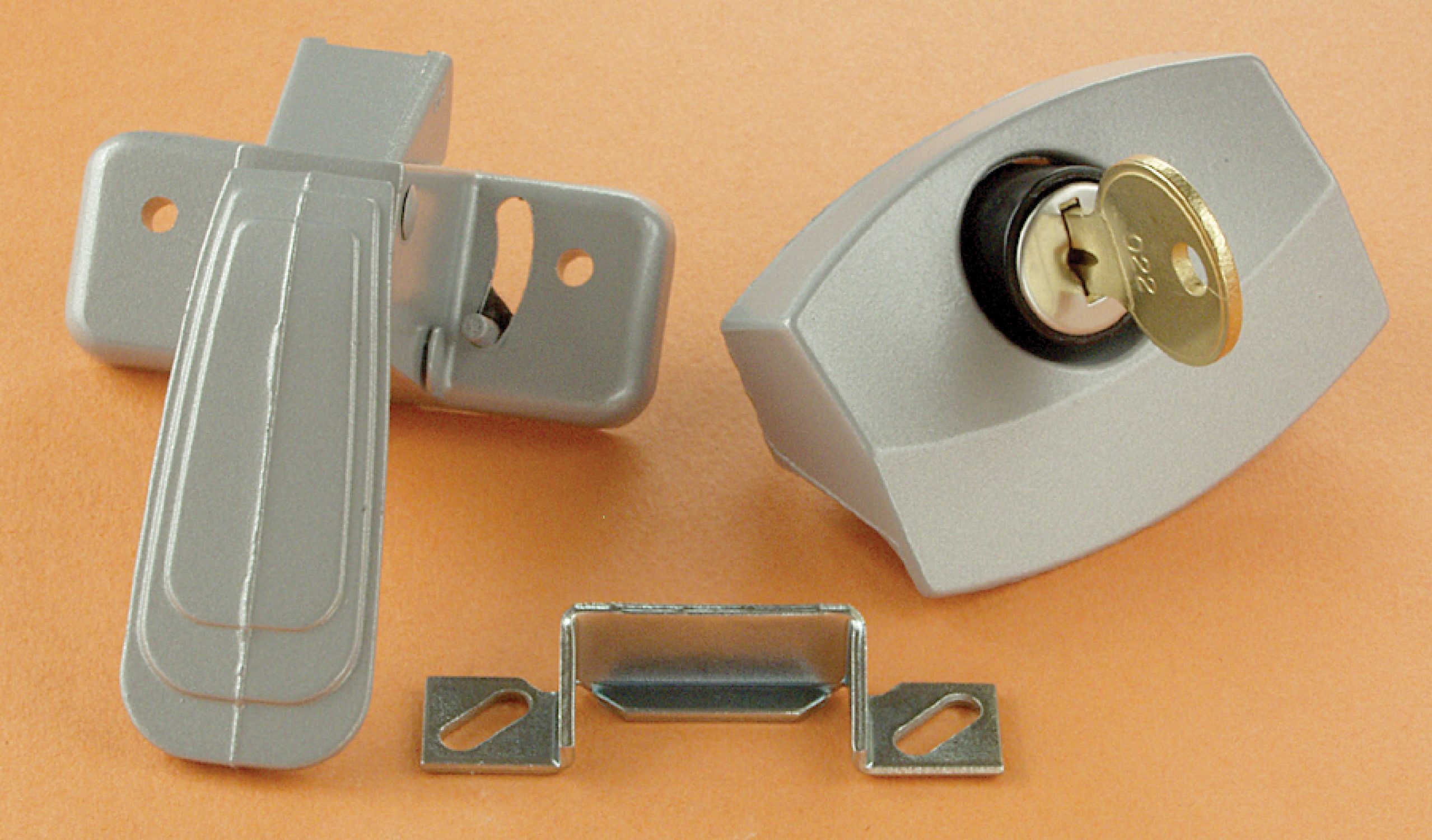 Perfect TriMark Lock RV Motorhome Compartment Storage Baggage Door Latch With