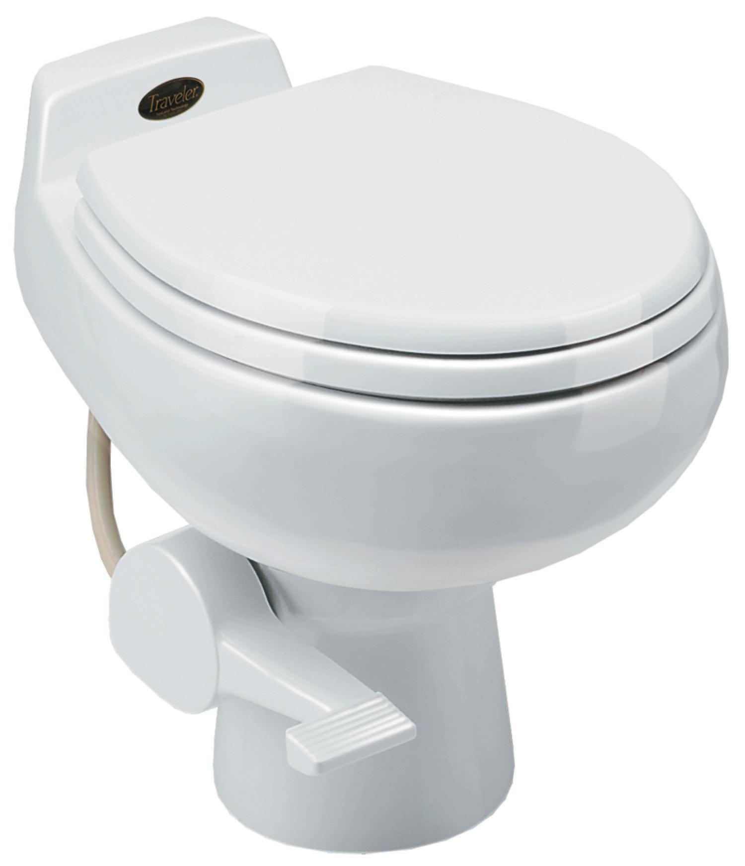Dometic SeaLand 302510481 510 Plus Series Traveler Toilets 510H Plus