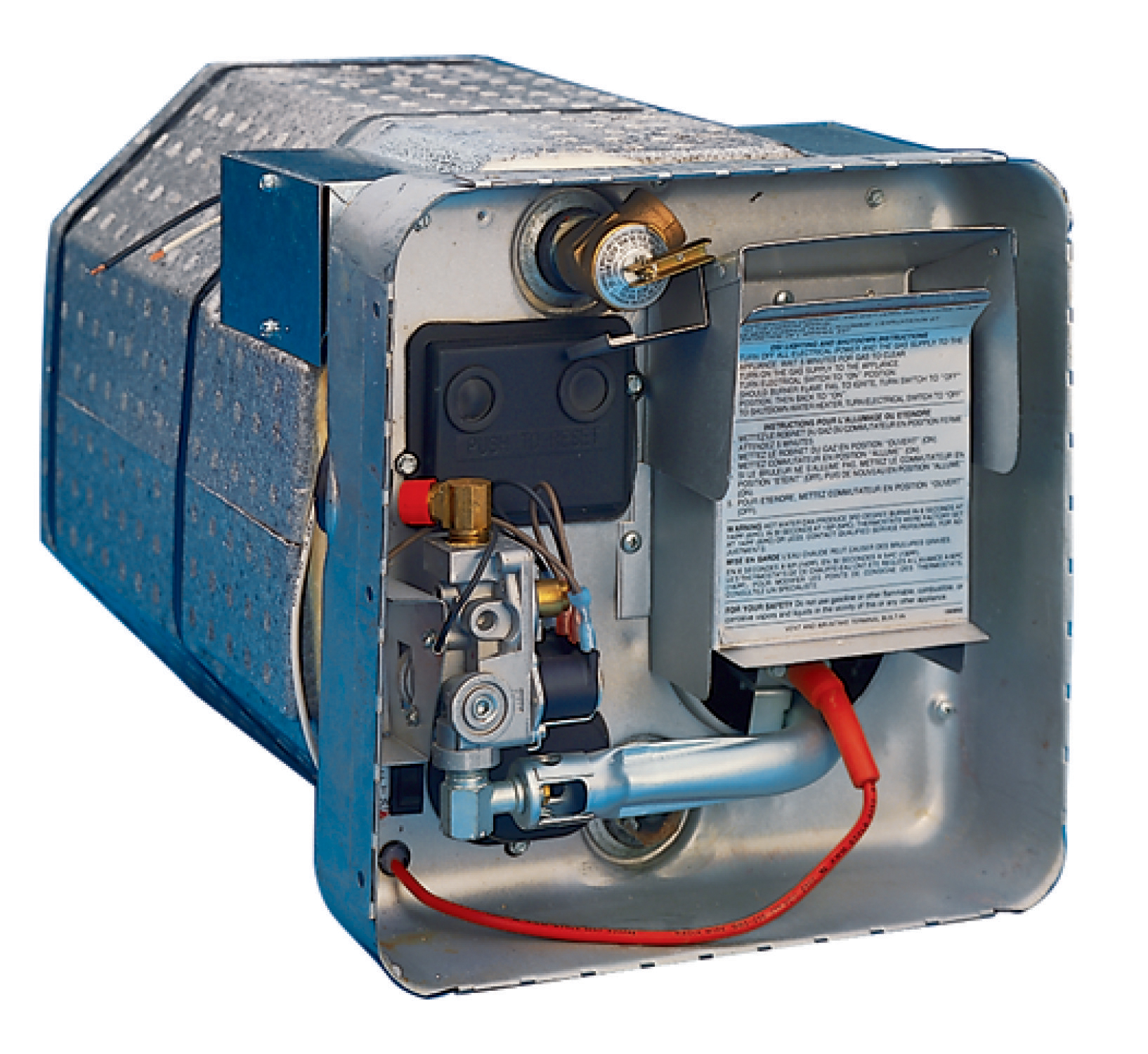 Search results for suburban 6 gallon gaselectric water for Water line heaters