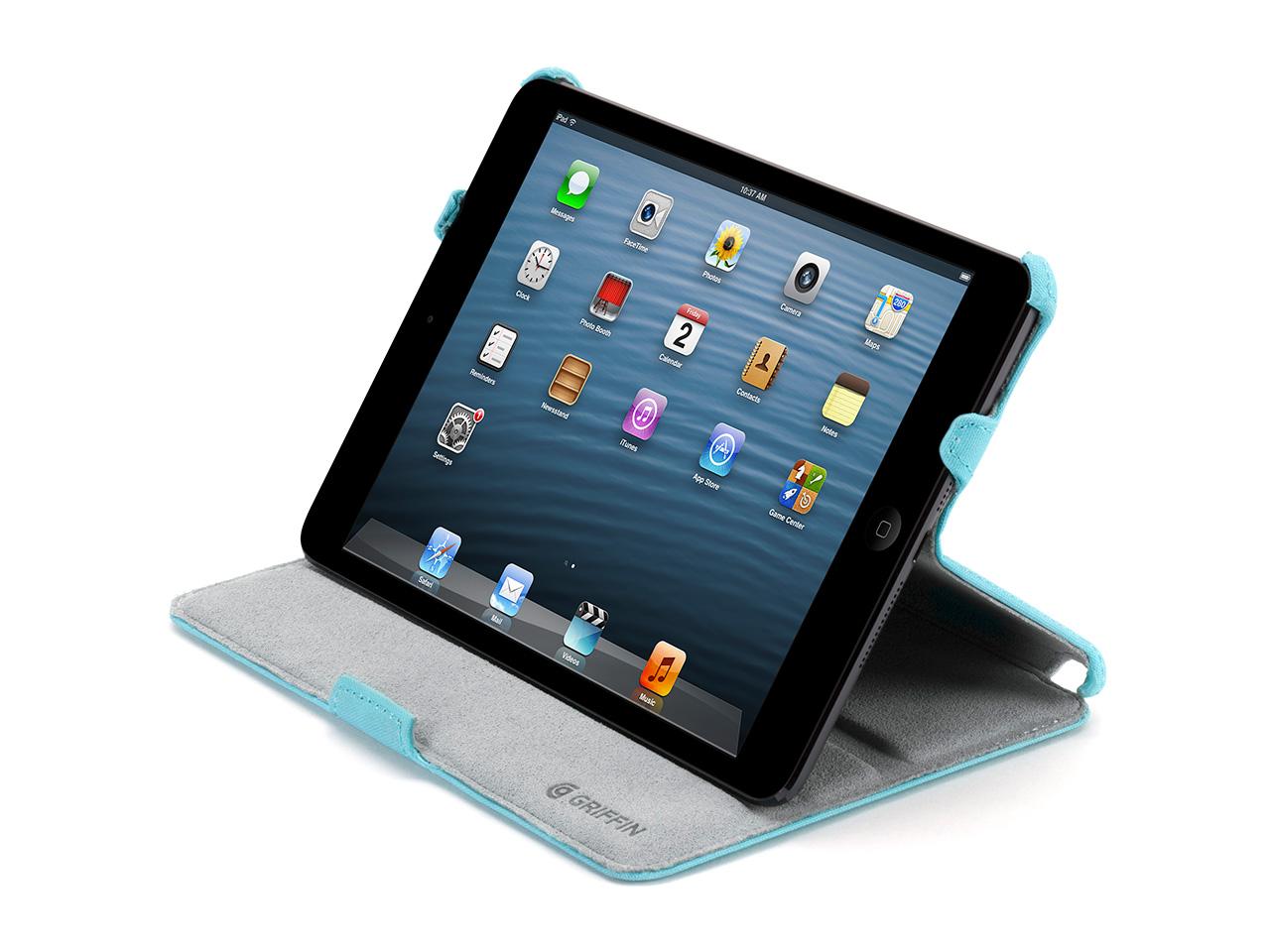 multi positional journal case for ipad mini ipad mini 2. Black Bedroom Furniture Sets. Home Design Ideas