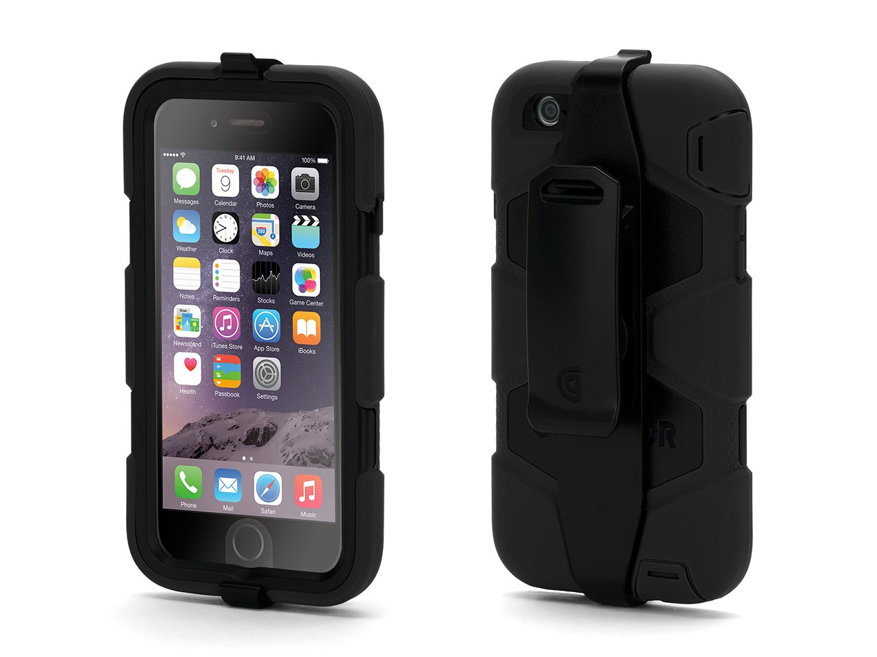 Griffin Iphone 6 6s Rugged Case Survivor All Terrain