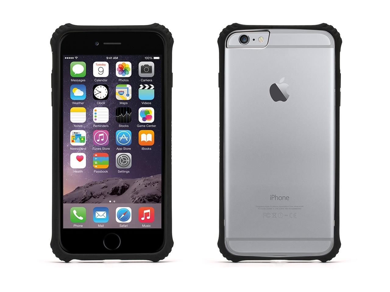 griffin iphone 6 plus iphone 6s plus clear protective case survivor core ebay. Black Bedroom Furniture Sets. Home Design Ideas