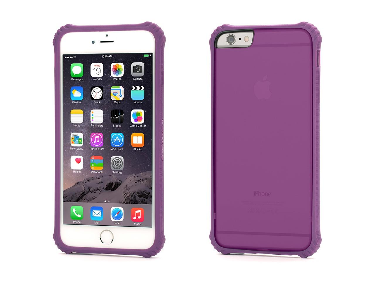 Griffin Survivor Core, Clear Protective Case  for iPhone 6 Plus/6s Plus